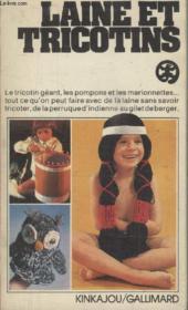 Collection Kinkajou N° 1. Laine Et Tricotins. - Couverture - Format classique