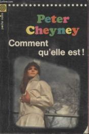 Collection La Poche Noire. N° 29 Comment Quelle Est ! - Couverture - Format classique