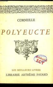 Polyeucte - Couverture - Format classique