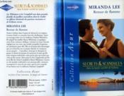 Retour De Flamme - Marriage And Miracles - Couverture - Format classique