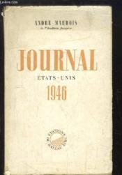 Journal. Etats-Unis, 1946 - Couverture - Format classique