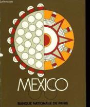 Mexico Jeux Olympiques 1968 - Couverture - Format classique