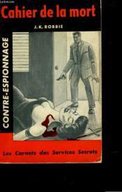 Cahier De La Mort - Couverture - Format classique