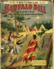 Buffalo-Bill (Stories), Le Heros Du Far-West, N° 193, Le Mystere D'Un Chateau En Adobe - Couverture - Format classique