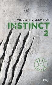 Instinct t.2 - Couverture - Format classique