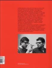 Beat Generation, New York, San Francisco, Paris - 4ème de couverture - Format classique