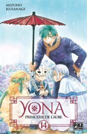 Yona, princesse de l'aube T.14 ; Yona, princesse de l'aube t.14 - Couverture - Format classique