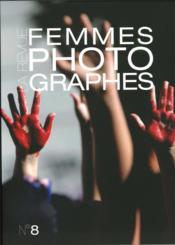 Revue femmesphotographes n 8 - juin 2020 - Couverture - Format classique