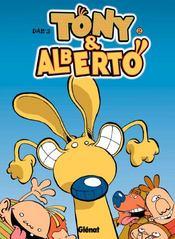Tony et Alberto t.2 ; Alberdog - Intérieur - Format classique