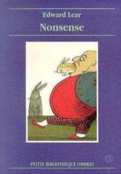 Nonsense - Couverture - Format classique