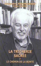Tricherie Sacree (La) Nouvelle Edition Augmentee - Intérieur - Format classique