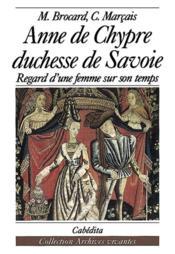 Anne De Chypre - Couverture - Format classique