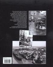 Ports de l'atlantique 1939-1945 - 4ème de couverture - Format classique