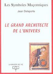 Le grand architecte de l'univers - Intérieur - Format classique