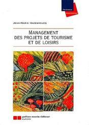 Management des projets touris.& lois - Intérieur - Format classique