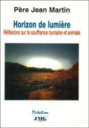 Horizon de lumiere - Couverture - Format classique