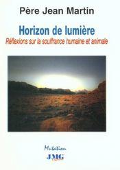 Horizon de lumiere - Intérieur - Format classique