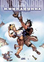 Kookaburra Universe T.11 ; l'île des amantes religieuses - Couverture - Format classique