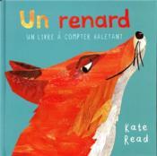 Un renard ; un livre à compter haletant - Couverture - Format classique