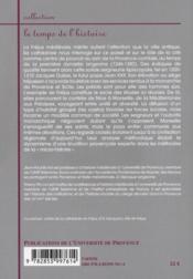 La Provence et Fréjus ; sous la première maison d'Anjou ; 1246 1382 - 4ème de couverture - Format classique