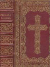 Missale Romanum - Couverture - Format classique