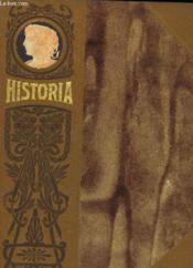 Historia - Tome Quatrieme - Couverture - Format classique