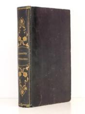 Curiosités littéraires [ Bibliothèque de poche, par une société de gens de lettres et d'érudits ] - Couverture - Format classique