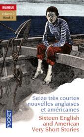 16 very short stories t.2 ; 16 très courtes nouvelles t.2 - Couverture - Format classique