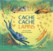 Cache cache lapins - Couverture - Format classique