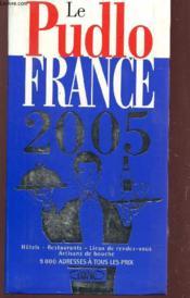 Le Pudlo France 2005 - Couverture - Format classique