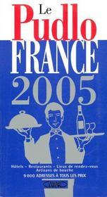 Le Pudlo France 2005 - Intérieur - Format classique