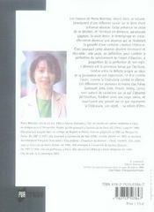 Écritures de l'absence ; essai sur les frères goncourt, zola, proust, gide, valéry, leiris - 4ème de couverture - Format classique