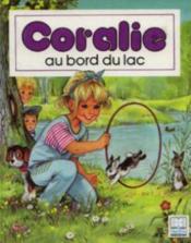 Coralie Au Bord Du Lac - Couverture - Format classique