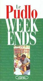 Pudlo Week Ends - Intérieur - Format classique