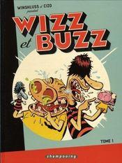 Wizz et Buzz t.1 - Intérieur - Format classique