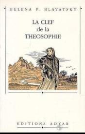 Clef De La Theosophie - Couverture - Format classique