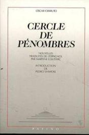 Cercle de penombres - Couverture - Format classique