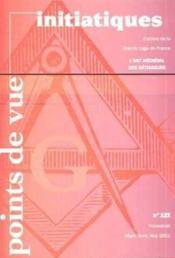 Points De Vue Initiatiques N.121 - Couverture - Format classique