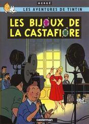 Les aventures de Tintin T.21 ; les bijoux de la Castafiore - Intérieur - Format classique