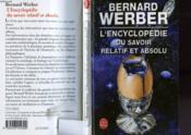 L'encyclopédie du savoir relatif et absolu - Couverture - Format classique