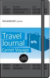 Carnets passion ; voyage - Couverture - Format classique