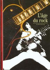 L'Age Du Rock - Intérieur - Format classique