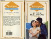 Au Piege De La Passion - Passionate Vengeance - Couverture - Format classique