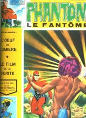 Album Le Fantome - N°48 - Couverture - Format classique