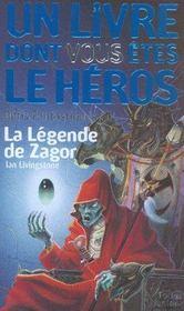 Défis fantastiques t.52 ; la légende de Zagor - Intérieur - Format classique