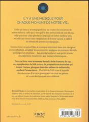 La B.O. de votre vie - 4ème de couverture - Format classique