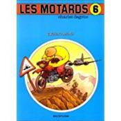 Les Motards T.6 ; Grosso Moto - Couverture - Format classique
