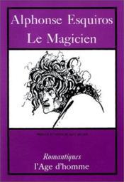 Le Magicien - Couverture - Format classique