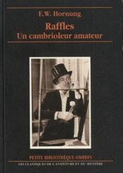 Raffles , un cambrioleur amateur - Couverture - Format classique