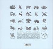Vingt scenes de zoo - 4ème de couverture - Format classique